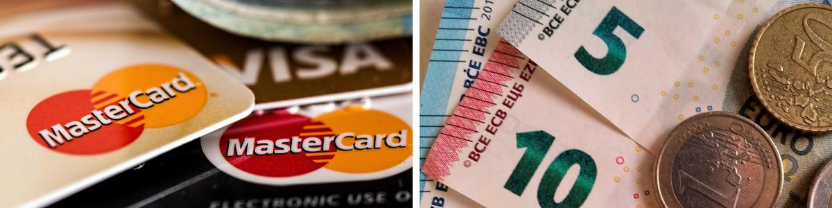Paga con tarjeta o efectivo en Taxi Sabadell