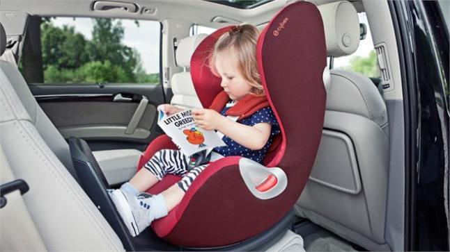 autos con silla de bebe
